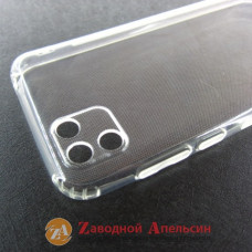 Huawei Y5P прозрачный чехол защита камеры