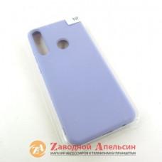 Huawei Y6P лиловый чехол Colorful lilac