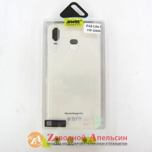 Huawei P40 lite E (ART-L28 ART-L29) Y7P прозрачный чехол SMtt