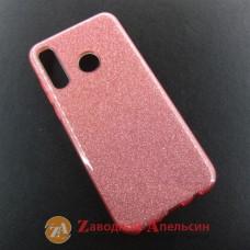 Huawei P30 lite (MAR-LX1M) чехол блестки Shining Glitter Bling