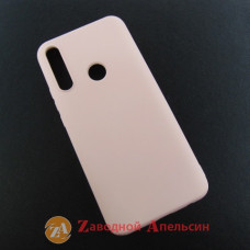 Huawei P Smart Z honor 9X (STK-LX1) чехол Colorful pink