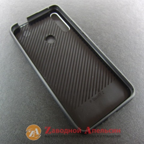 Huawei P Smart Z honor 9X (STK-LX1) чехол Glass Case gradient