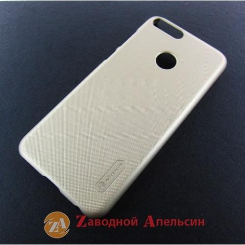 Huawei P Smart (FIG-LX1) пластиковый чехол Nillkin