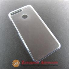 Huawei Y6 2018 (AUM-L41) honor 7C (AUM-L41) прозрачный чехол