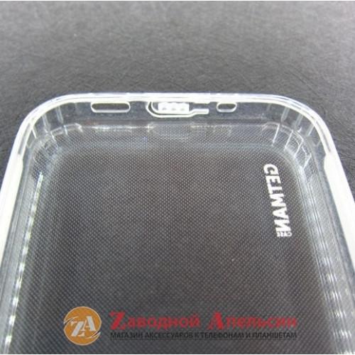 Iphone 12 mini прозрачный чехол защита камеры