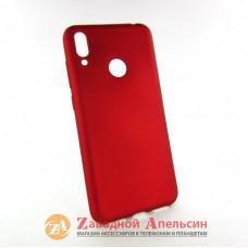 Huawei Y7 2019 (DUB-LX1) чехол soft touch
