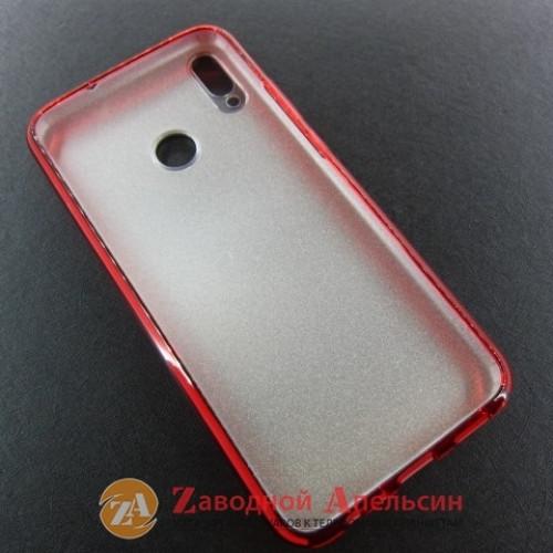 Huawei Honor 8X (JSN-L21) чехол блестки Shining Glitter Bling