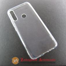 Huawei P Smart Z honor 9X pro STK-LX1 STK-L21 Y9 prime прозрачный чехол