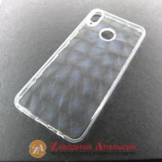 Huawei Honor 8X прозрачный чехол Prism Series