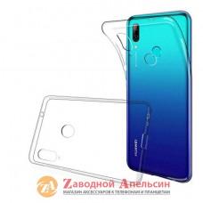 Huawei P Smart 2019 honor 10 lite (HRY-LX1) ультратонкий чехол clear