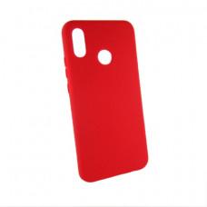 Huawei P20 Lite (ANE-LX1) силиконовый чехол Colorfull red