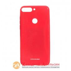 Huawei Y7 2018 honor 7C pro (LDN-L21) защитный чехол Jelly Case