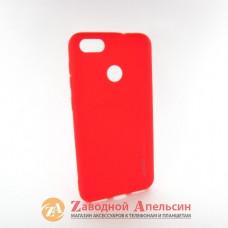 Huawei P8 P9 Lite 2017 PRA-LA1 PRA-LX1 Honor 8 Nova GR3 красный чехол SMtt