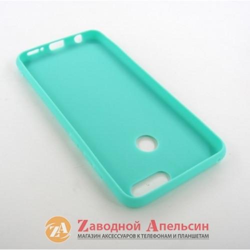 Huawei Honor 7X Защитный чехол SMtt mint
