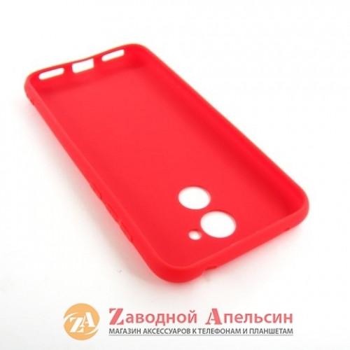 Huawei Honor 6A Защитный чехол SMtt red