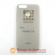Huawei Honor 7X ультратонкий чехол