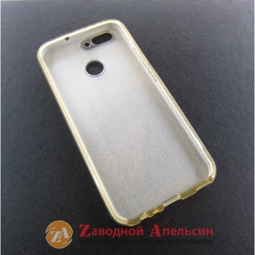 Huawei Nova 2 (PIC-LX9) чехол блестки Shining Glitter