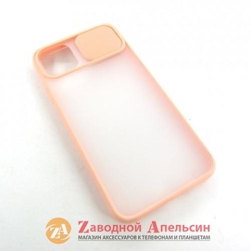 Iphone 11 pro max чехол защита камеры Curtain pink
