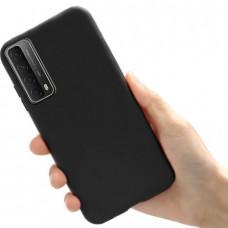 Huawei P Smart 2021 чехол черный Grand black