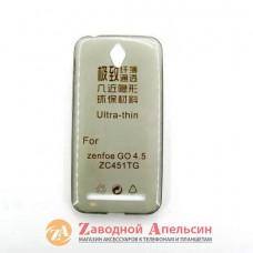 Asus Zenfone GO ZC451TG ультратонкий чехол