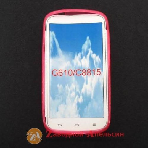 HUAWEI G610 G610s защитный чехол Cover