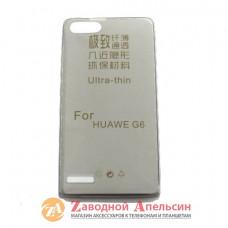 HUAWEI Ascend G6 ультратонкий чехол