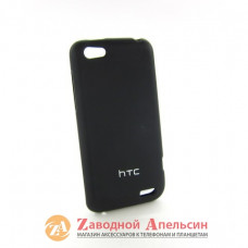 HTC One V T320e защитный чехол Cover black