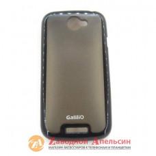 HTC One S Z320e чехол + пленка Capdase