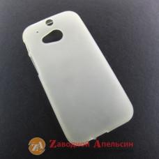 HTC One 2 M8 матовый чехол накладка