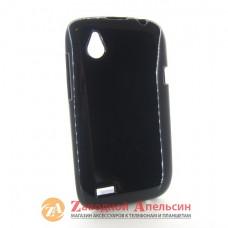 HTC Desire V X T328w чехол Cover black
