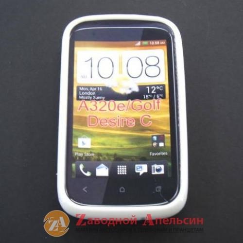 HTC Desire C A320e чехол Cover