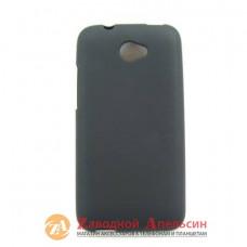 HTC Desire 601 защитный чехол Cover black