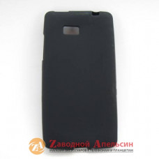 HTC Desire 600 защитный чехол Cover black