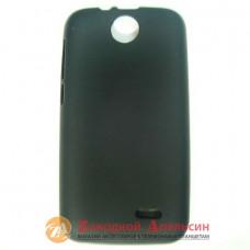 HTC Desire 310 защитный чехол Cover black