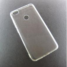 Xiaomi Redmi Note 5A prime прозрачный чехол