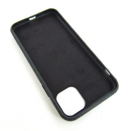 Iphone 11 pro max кожанный чехол Leather Case