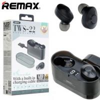 Стерео гарнитура bluetooth Airdots Remax TWS