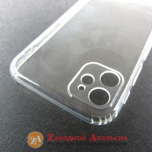 Apple Iphone 11 прозрачный чехол Wear it